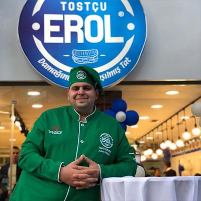 Tostçu Erol